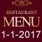 menu capodanno 2017