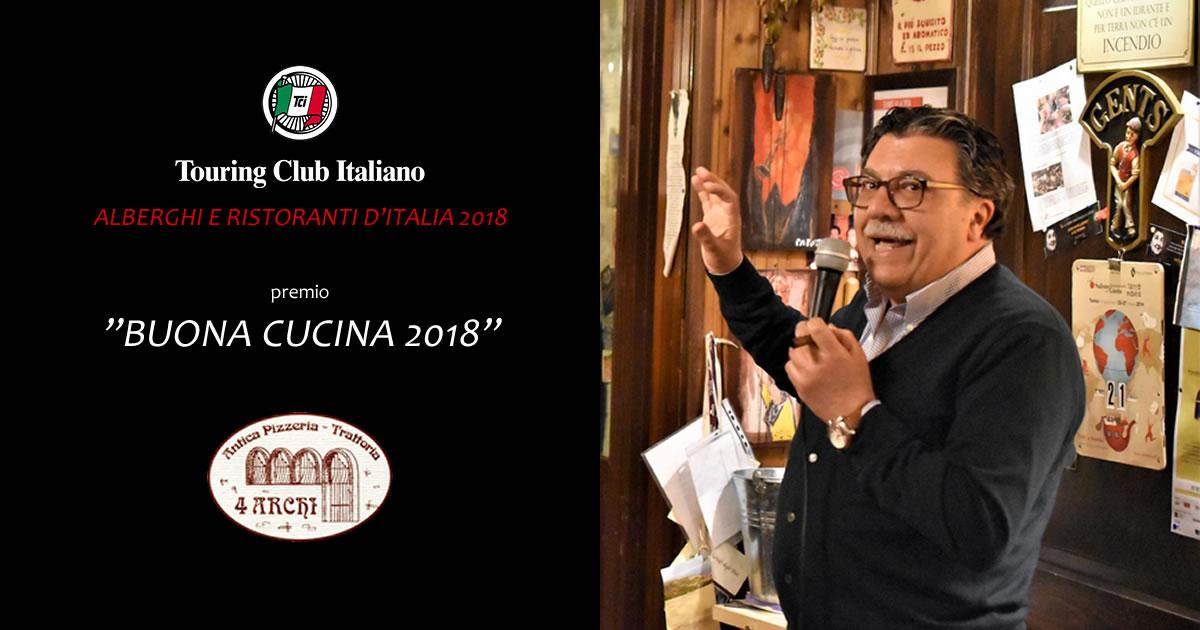 Premio Buona Cucina 2018